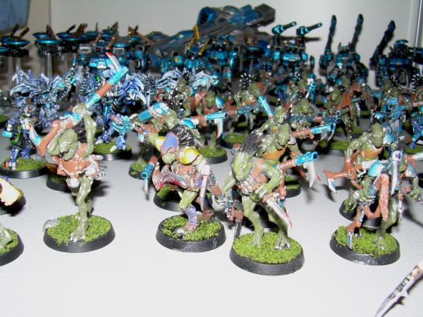 Tau Army