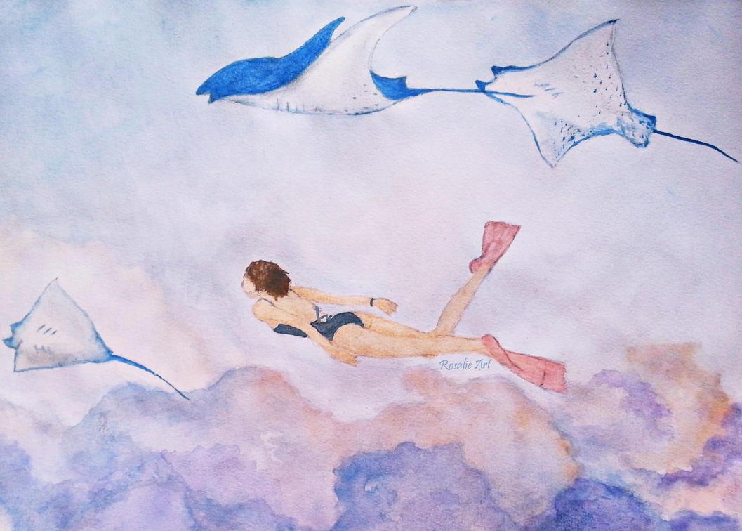 Deep Dreams by AdventureWoman