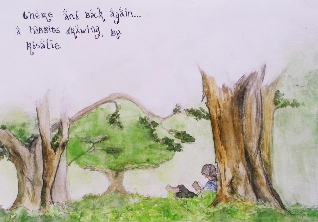 Hobbit by AdventureWoman