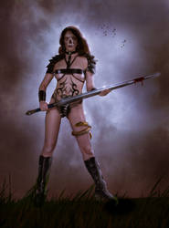 Warrior by Eterea86