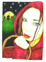 Red Riding Hood by italianobella