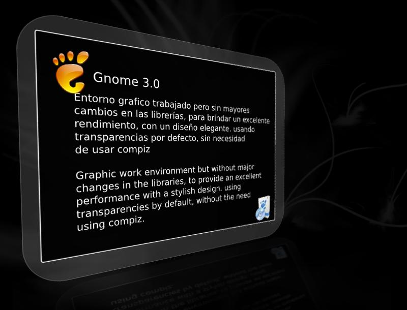Gnome 3.0 Brainstorm. * Gnome Brainstorm. Manteniendo la simpleza de Gnome