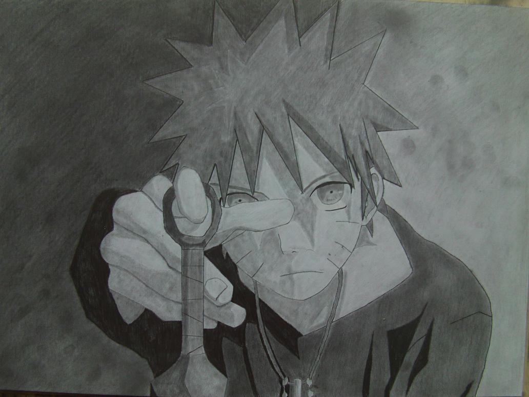 Uzumaki Naruto by hnorby94