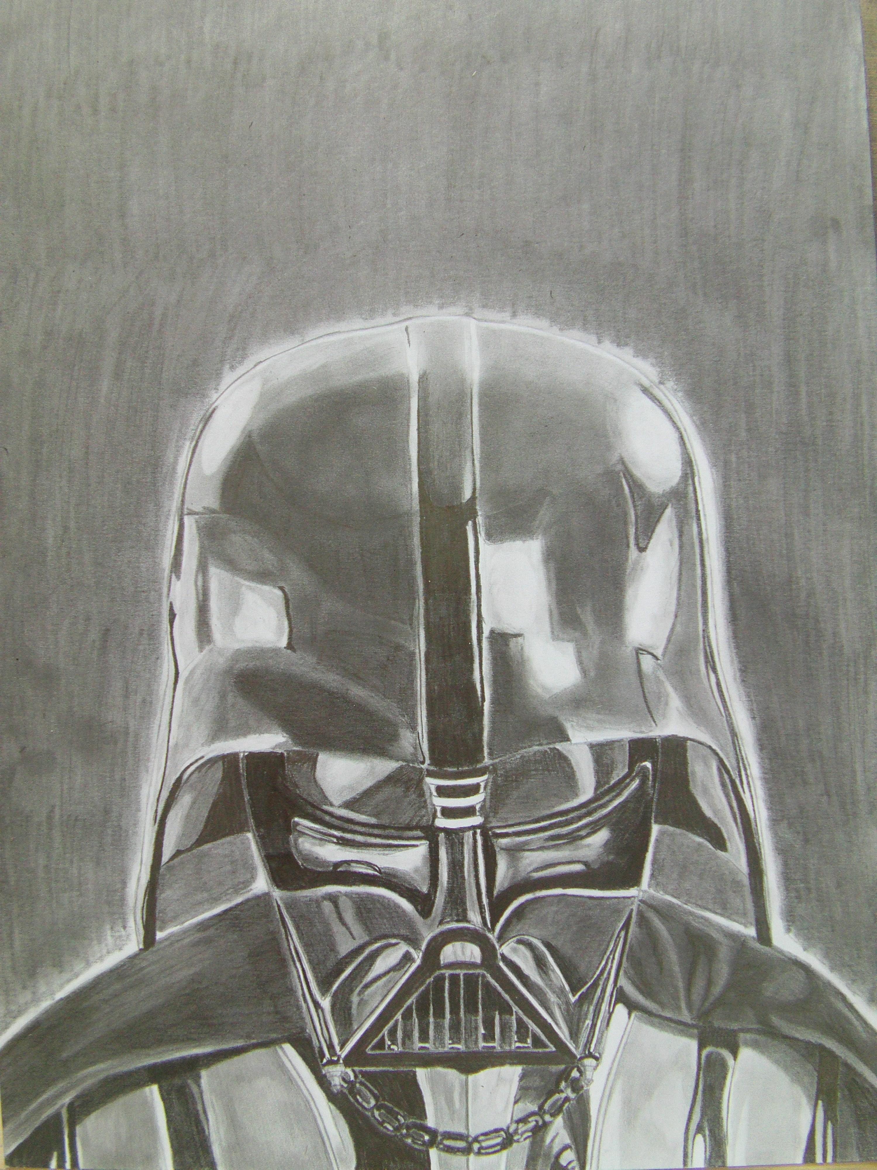 Darth Vader by hnorby94