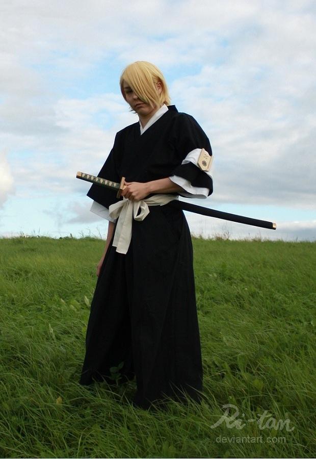 Fuku-taichou of the 3rd squad by Ri-tan