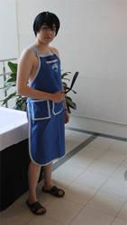apron!Haru