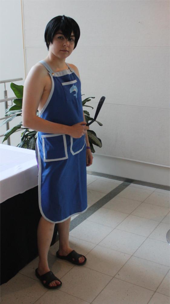 apron!Haru by Ri-tan