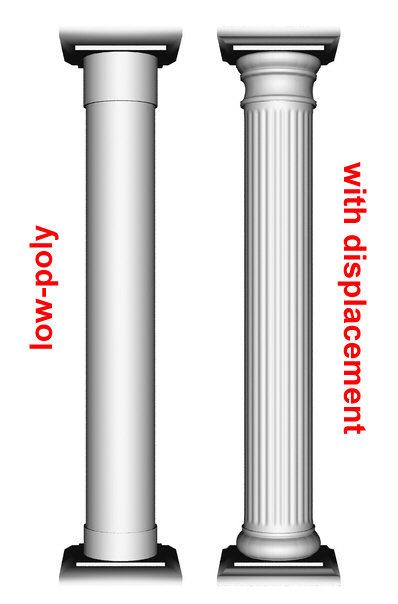 Lower Poly Column 1 By Sand3 On Deviantart