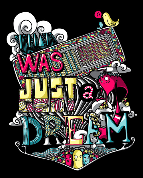 That was just a dream by recycledwax