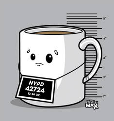 Mug Shot by recycledwax