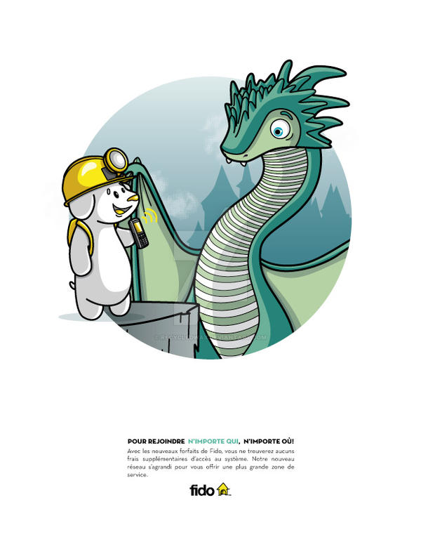 Fido 1 by recycledwax