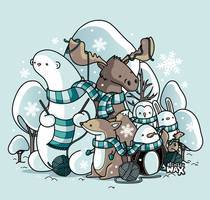 Winter by recycledwax