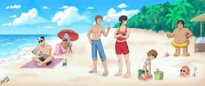 Team Voltron Summertime