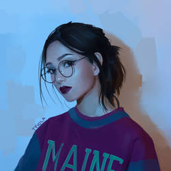 Color study by Tpiola