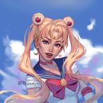 Prize: Sailor Moon