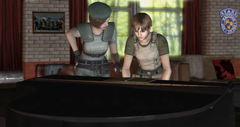 Jill's Piano Lessons. by CentralRebecky
