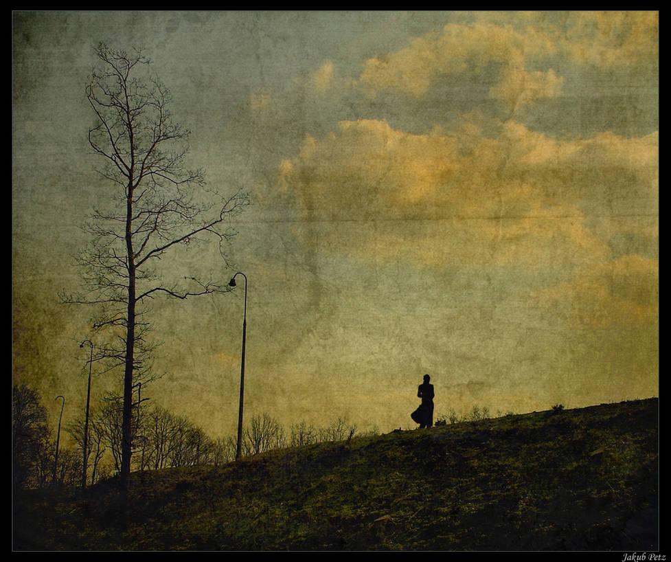 Alone by myceK