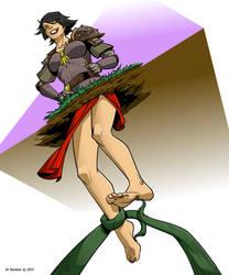 War Goddess Bellona