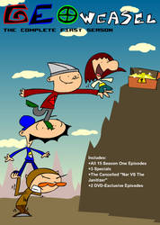 Fake DVD Cover by NikoAnesti