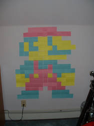 Super Post-It Bros. by NikoAnesti