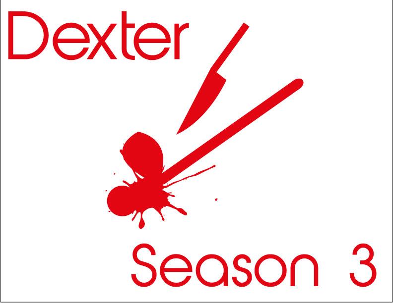 Dexter Logo Vector Dexter season 3 logo by robbs-