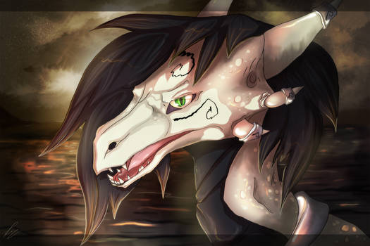 Nyra the Dragoness