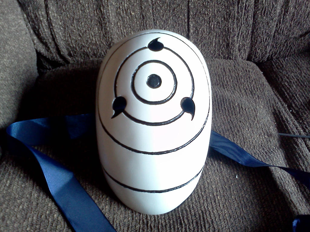 Tobi Rinnegan Mask by Dragoon's Lair by ...