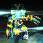 Minecraft Avatar - GhostGaming