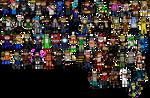 Minecraft Chibis -Youtubers