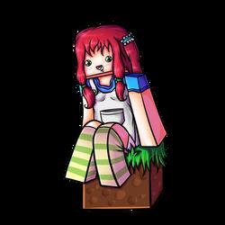 Minecraft Avatar - Kayurita