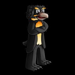 Minecraft Avatar - PenguinNova