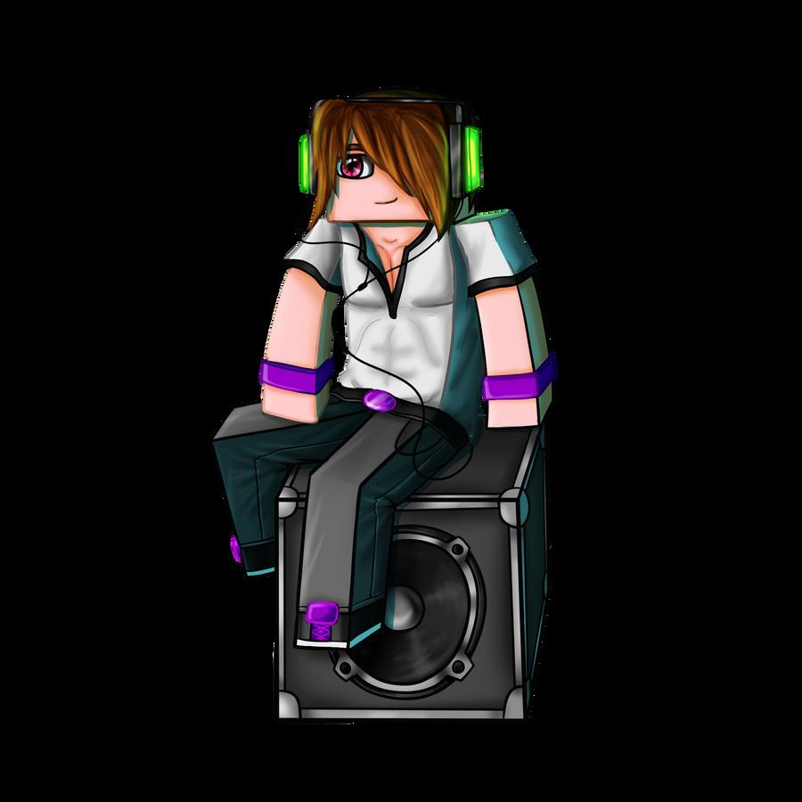 Deadlox Minecraft Skin Minecraft Avatar - Deadlox