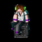 Minecraft Avatar - Deadlox [Sexay]