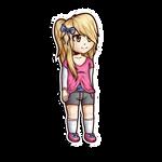 Minecraft Avatar - Korri Pocky Chibi