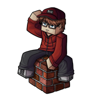Minecraft Avatar - Kiingtong