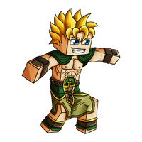 Minecraft Avatar - Earth Bender Solace