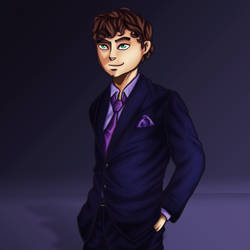 Skydoesminecraft Twitter Header Drawing