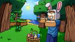 Minecraft Herobrine's Easter