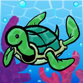 Turtle icon by OrangeHoodie