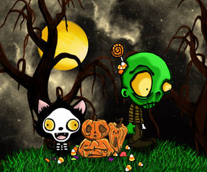 Happy Halloween to everyone!