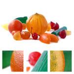 Crystallized Fruits by zedka