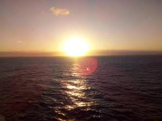 sunrise by TobyOneKenobiTK