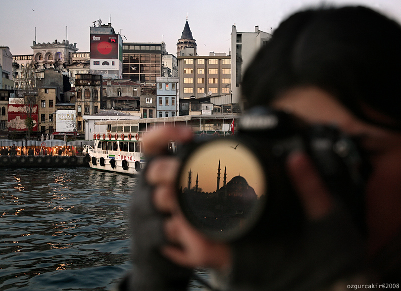 2 in 1 by oscarsnapshotter - Istanbul...