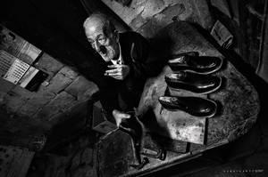 Shoemaker Faysal II by oscarsnapshotter