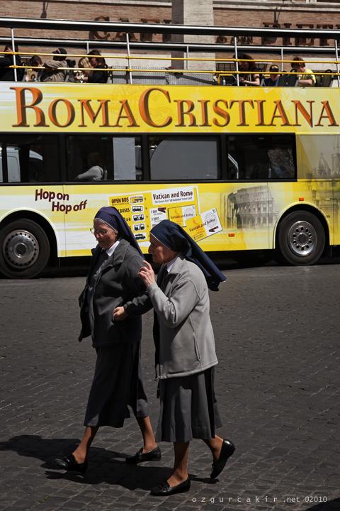 Roma Cristiana by oscarsnapshotter
