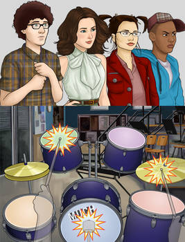 Degrassi: the game