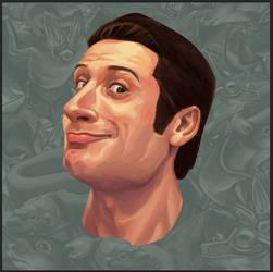 Self-portrait v2 by tippedchair