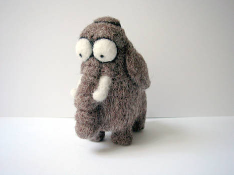Wool Mamonth