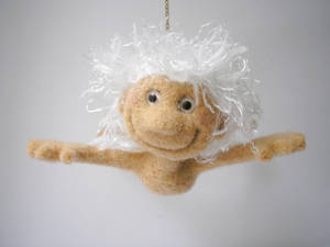 #felted #angel
