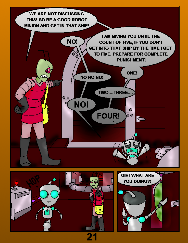 FreakNick Page 21 by ThyObsessiveFreak